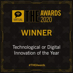 THE Technological or Digital Innovation of the Year 2020