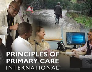 Principles of Primary Care International course header image