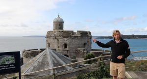 Walking tour of St Mawes