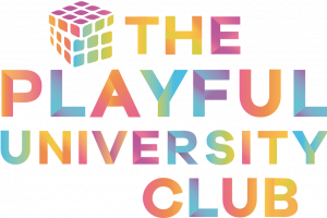 The Playful University Club logo